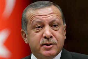 Başbakan Erdoğan: 'İnlerine girdik'