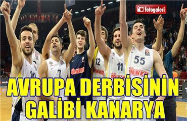 Fenerbahçe Ülker şampiyon oldu
