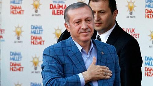 Ermeni işadamından Başbakan Erdoğan için ilan