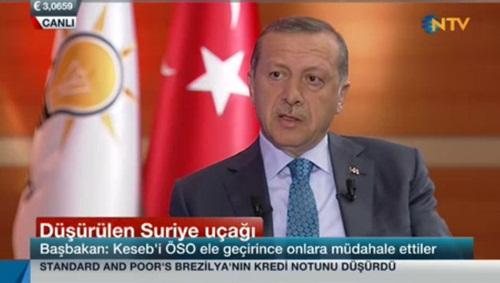 Erdoğan: ?Bir dövmedikleri kaldı??