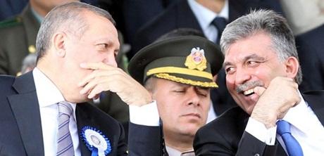 Gül ile Erdoğan'ın Görüşmesi Sona Erdi