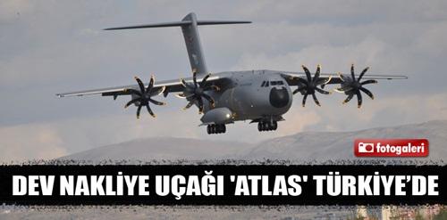 'Atlas' Türkiye'de