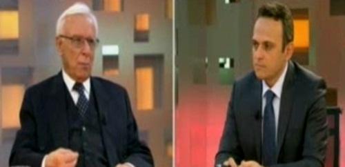 Sami Selçuk'tan STV'de Şimon Peres'e övgü