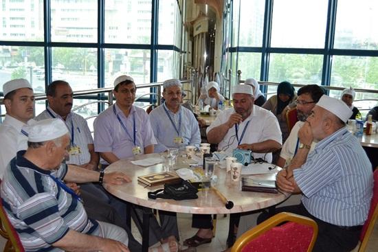 Mekke'de Kutlu Doğum Programı