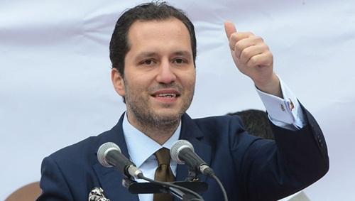Fatih Erbakan'dan 'çatı adayı' açıklaması