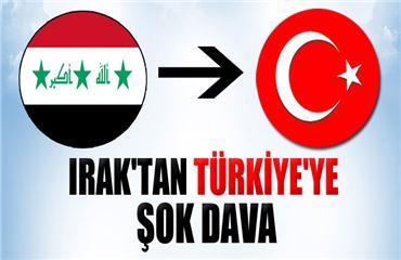 Irak'tan Türkiye'ye Kuzey Irak petrolü davası