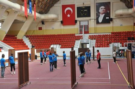 Liselerarası Halk Oyunları Türkiye Finalleri Adana?da