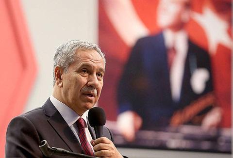 Arınç: 'AK Parti?nin adayı cumhurbaşkanlığı seçimini kazanacaktır'