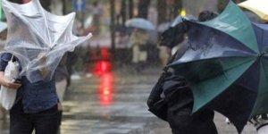 Meteoroloji'den Marmara için çok önemli fırtına uyarısı