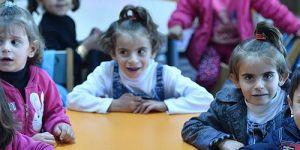 Suriyeli çocuklar Türkiye'de mutlu