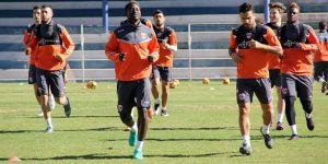 Adanaspor'da Trabzonspor maçı hazırlıkları