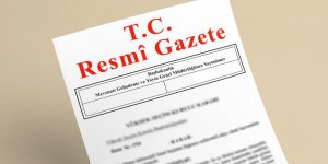 YSK'nin 4 aday kararı Resmi Gazete'de