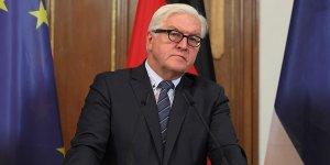 Steinmeier: Almanya'nın tarihi suçu için af diliyorum