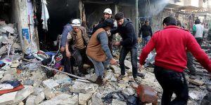 'Halep'te çocukların cesetleri kömür oldu'