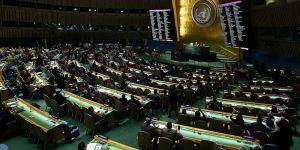 Esed rejimine yaptırıma Rusya ve Çin'den veto