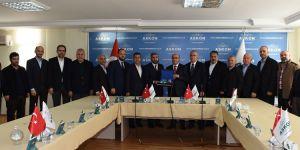 Vali Demirtaş, ASKON Başkanı Recep Çalışkan Ve Yönetim Kurulu Üyeleriyle Bir Araya Geldi