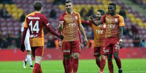 Podolski, Galatasaray'ı bir üst tura taşıdı