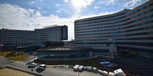 Mersin Şehir Hastanesi hasta kabulüne hazırlanıyor