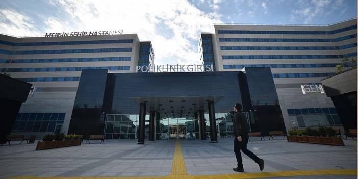 Mersin Şehir Hastanesinde 2 yılda 5,5 milyon hastaya hizmet