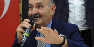 Çalışma ve Sosyal Güvenlik Bakanı Müezzinoğlu: 'Evet' demek vicdanımızın gereğidir