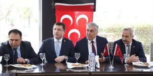 MHP Genel Başkanı Yardımcısı Günal: 'Biz özü itibarıyla 'Evet' diyoruz..'