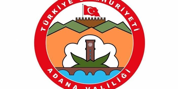 Adana Valiliği Yasakladı..