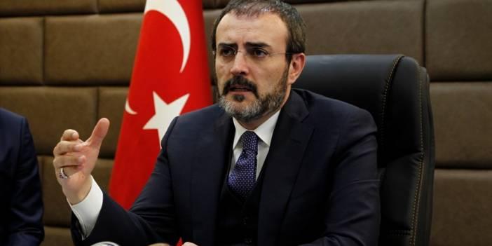 AK Parti'li Ünal: İnsanımızı infiale sevk eden herkes insanlık suçu işlemektedir
