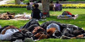 Sıcak havalar uyku düzenini bozuyor