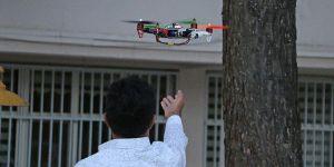 Fiyatını yüksek bulunca kendisi drone üretti