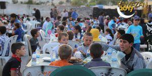 Türkiye Diyanet Vakfından sınır ötesinde iftar