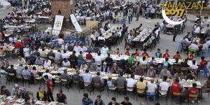 Eruh Belediyesinden 2 bin kişiye iftar