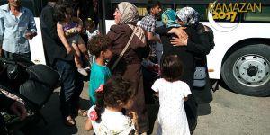 Suriyelilerin sıla hasreti bayramda sona eriyor