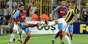 Fenerbahçe-Trabzonspor rekabetinde 124. randevu