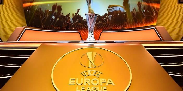 UEFA Avrupa Ligi'nde fikstür belli oldu