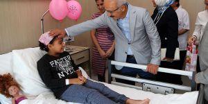 'Mersin Şehir Hastanesinde 6-7 ayda 1 milyon 250 bin hasta tedavi gördü'