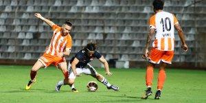 Adanaspor: 1 - Akın Çorap Giresunspor: 1