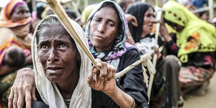 UCM'den Myanmar'ın işlediği suçlara ön inceleme