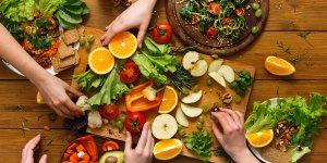 'Sağlıklı beslenme çocukları mutlu ediyor..'