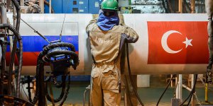 TürkAkım doğal gaz boru hattı açılıyor
