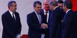 Anadolu Ajansına 'Ankara'nın 'En'leri' ödülü