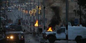 Batı Şeria'da silahlı saldırıda 6 İsrailli yaralandı