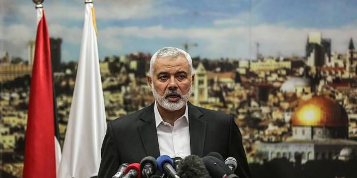 Hamas lideri Heniyye: Şeyh Salah'a yönelik adaletsiz kararı kabul etmiyor ve kınıyoruz
