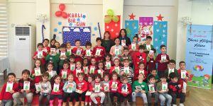 Adana Tenis Dağcılık Kulübünde çocuklar ile bir araya geldi.