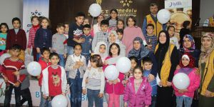 """Beyhan Demirtaş, """"Yetim Çocuklara Yardım"""" Etkinliğine Katıldı"""