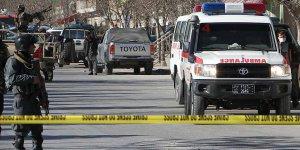 Kabil'de intihar saldırısı: 10 ölü, 15 yaralı