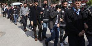 Adana merkezli 7 ildeki FETÖ/PDY operasyonu..