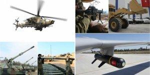 'Afrin destanı' yerli silahlarla yazılıyor