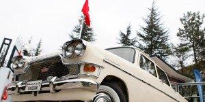 İlk yerli otomobil 'Devrim'e kapsamlı bakım