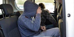Terör örgütü MLKP üyesi Yunanistan'a kaçamadan yakalandı