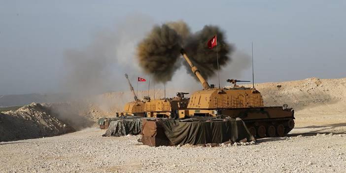 Zeytin Dalı harekat bölgesinde bir asker şehit oldu